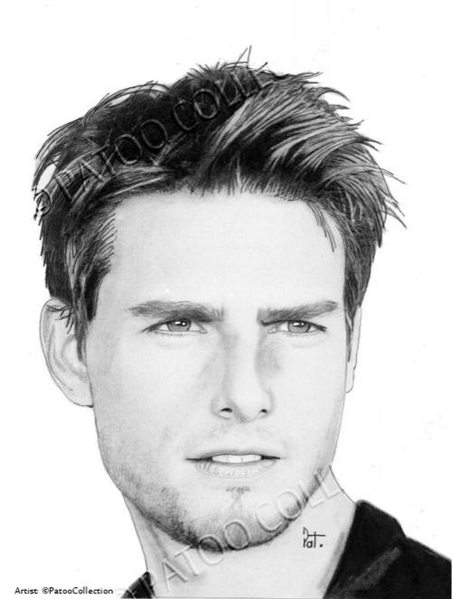 Tom Cruise par dedrika